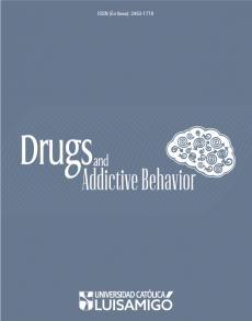 Cubierta para Drugs and Addictive Behavior
