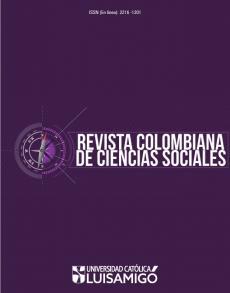Cubierta para Revista Colombiana de Ciencias Sociales