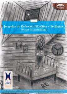 Cubierta para Jornadas de Reflexión Filosófica y Teológica-Pensar la actualidad