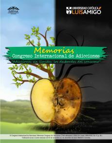 """Cubierta para Memorias Congreso Internacional de Adicciones: """"Adicciones sin límites: los desbordes del consumo"""""""