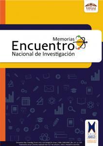 """Cubierta para XIX Encuentro Nacional de Investigación: """"Apropiación social del conocimiento"""""""