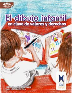 Cubierta para El dibujo infantil en clave de valores y derechos